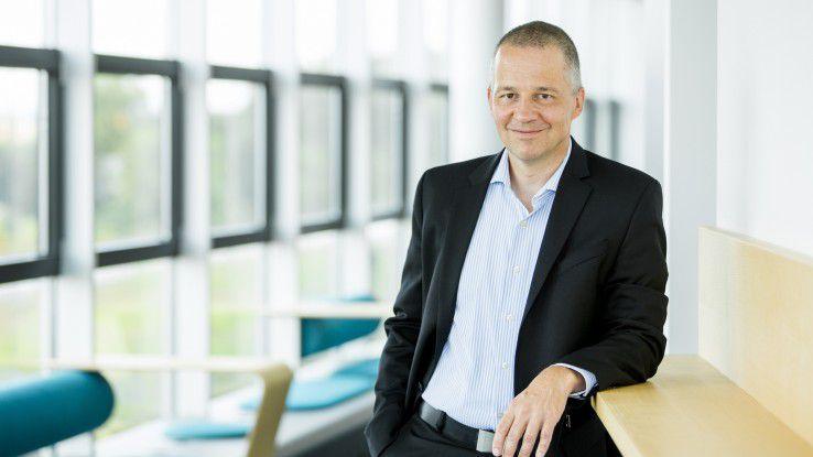 """Volker Maiborn, Geschäftsführer MaibornWolff: """"Je näher man an einer Sache dran ist, desto bessere Entscheidungen kann man treffen."""""""