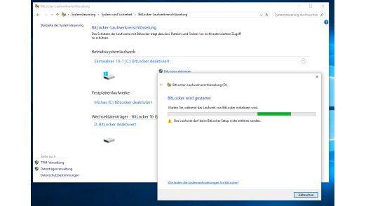 Bitlocker To Go ist eine elegante Methode, USB-Sticks sicherer zu machen und Teil (fast) aller Windows-Versionen: Sie wird leider nur viel zu selten eingesetzt.