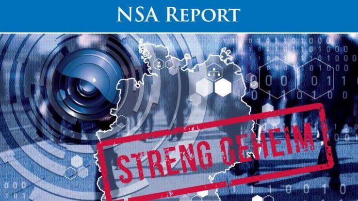 Für den NSA-Report hat die Unternehmensberatung Corporate Trust die von Edward Snowden veröffentlichten NSA-Dokumente mit Blick auf die deutsche Wirtschaft ausgewertet.