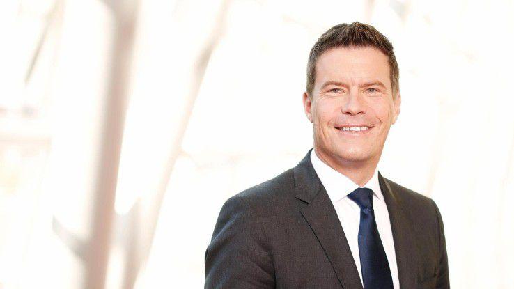 """""""Wir müssen Prozesse vom Kunden her denken, Effizienzgewinne entstehen dann ganz automatisch"""", sagt Allianz-Vorstand Frank Sommerfeld."""