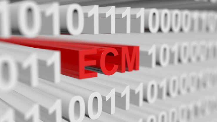 Der klassische Begriff Enterprise Content Management ist nicht mehr zeitgemäß.