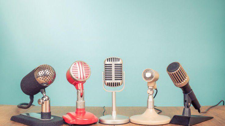 Sprachanalysesoftware erleichtert die Auswahl von geeigneten Kandidaten.