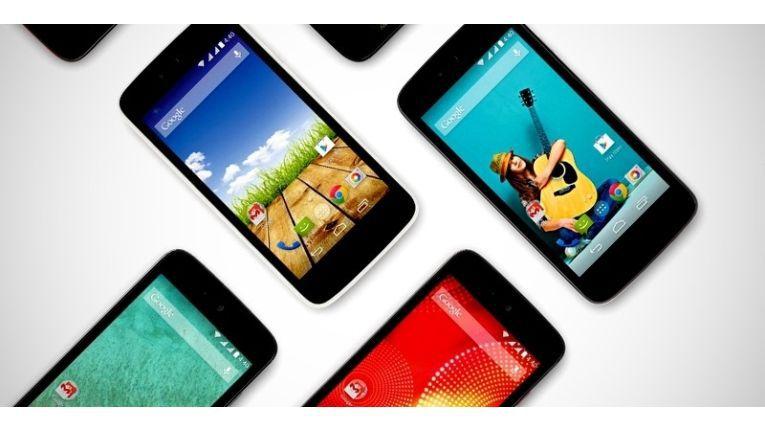 Das beste Android-Smartphone im Test