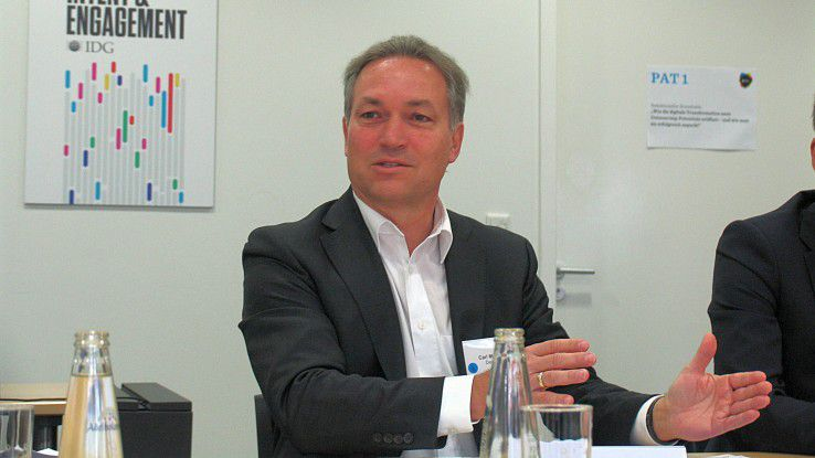 Carl Mühlner ist der neue Chef von Damovo.