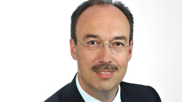 """Heiko Meyer, General Manager und Vice President Enterprise Group, HP Deutschland: """"Die herkömmlichen Compute-Architekturen stoßen an ihre Grenzen."""""""