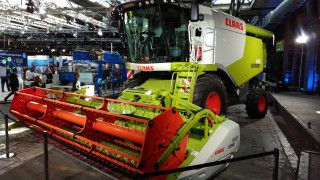 Integration in SAP: Claas verbessert Kostenkalkulation - Foto: Hill
