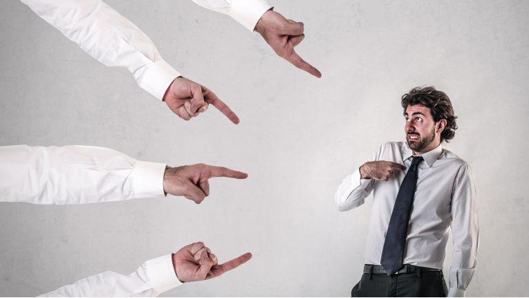 Schuldiger gefunden? 10 Mitarbeiter, die die IT-Sicherheit gefährden (können).