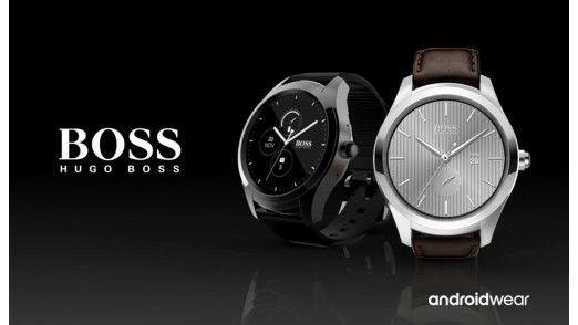 Die Hugo Boss Touch wird für August 2017 erwartet und soll etwa 450 Euro kosten.