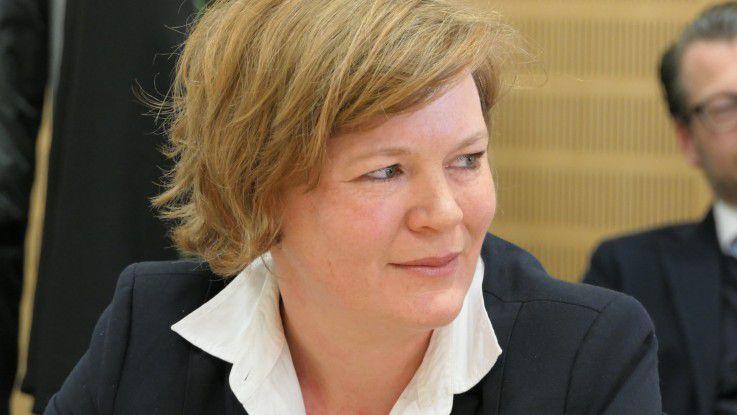 Katrin Beuthner, COO United Planet: Mitarbeiter müssen frühzeitig eingebunden werden, um den Arbeitsplatz der Zukunft leben zu können.