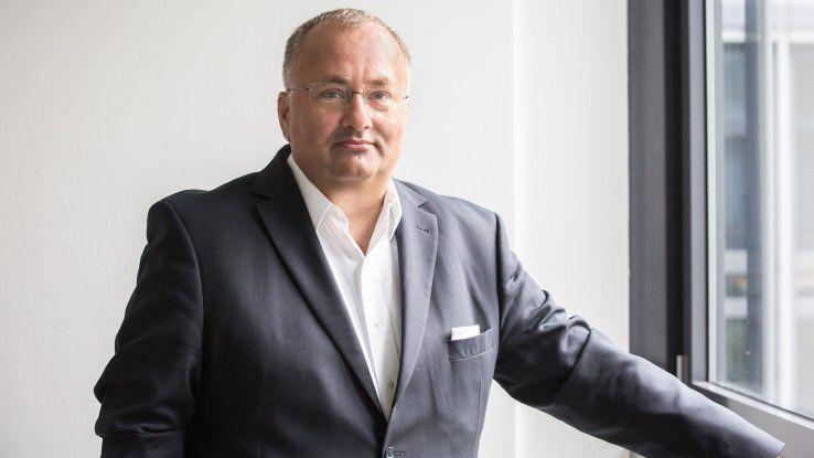 Dinko Eror, Geschäftsführer von DellEMC, zieht eine positive erste Bilanz nach der Fusion.