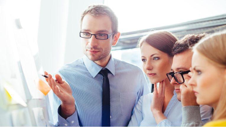 Sicherheitstrainings erhöhen das Bewusstsein der Mitarbeiter für IT-Security.