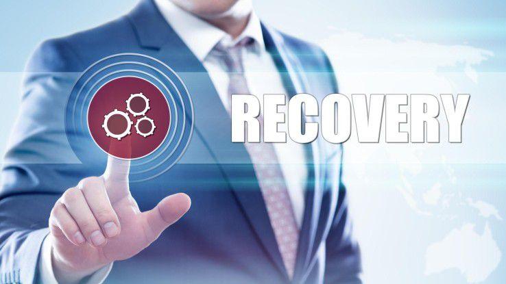 Disaster Recovery aus der Cloud wird zunehmender beliebter.