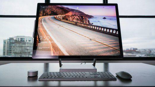 Microsofts Surface Studio im Test: Wie gut ist der Luxus-All-in-One wirklich?