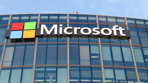 Microsoft ist die Nummer 1 im SaaS-Markt.