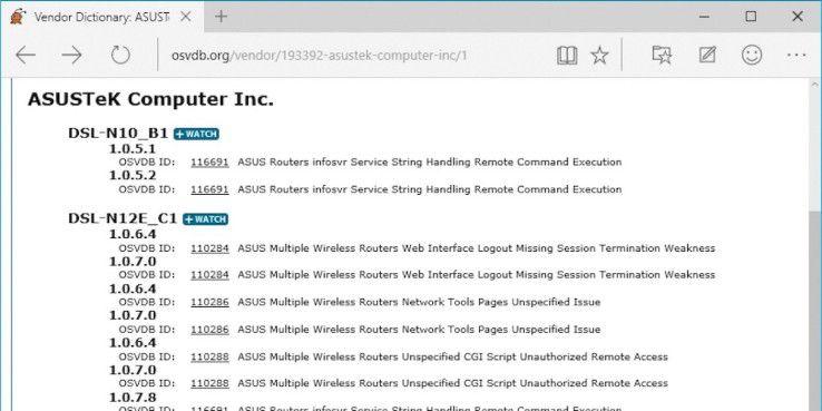 Schritt 3 - Sicherheitslücken in der Router-Firmware