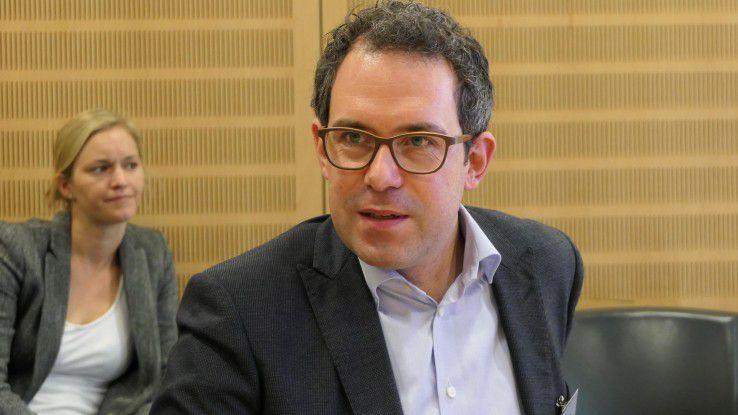 """Gregor Stöckler, CEO von Datavard: """"Es gibt nicht nur eine Wahrheit über Analytics."""""""