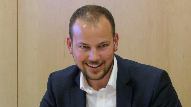 Realtime-Tools werden sich durchsetzen, ist Fabian Veit, Head of Operations bei Celonis, überzeugt.