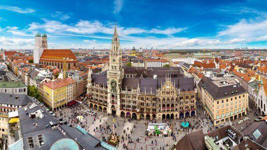 Dank des Insurtech Hubs soll München ein globaler Knotenpunkt der Digitalisierung in der Versicherungsbranche werden.