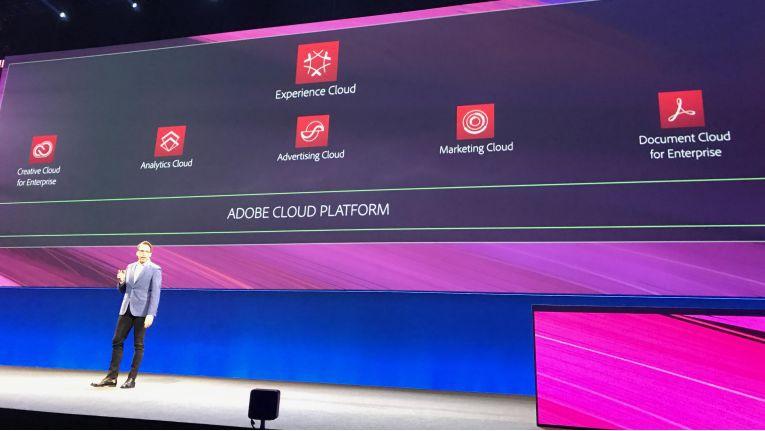Die Basis für die Zusammenführung der Adobe Cloud-Lösungen ist die neu geschaffene Adobe Cloud Plattform.