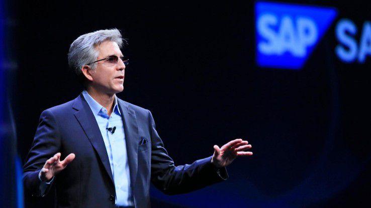Aus Sicht von SAP-Chef Bill McDermott wird es in immer weiter verzweigten Systemlandschaften schwieriger, die eigenen Daten effizient für bessere Geschäfte zu nutzen.