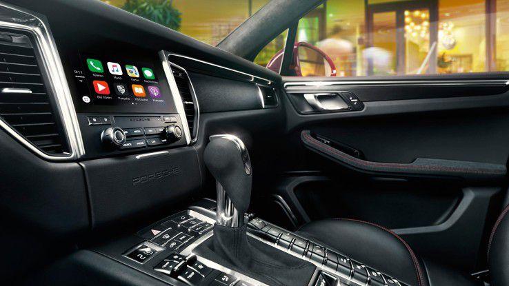 Apple-Enthusiasten müssen sich in Sachen Auto derzeit mit der iPhone-Integration Car Play begnügen. Noch.