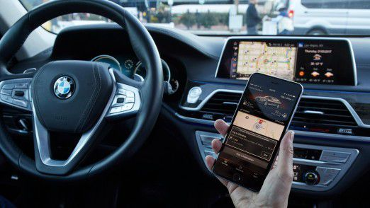Mit CarData hat BMW eine eigene Datenplattform für digitale Services rund um das Auto gegründet.