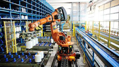 Industrial Internet of Things (IIoT): MES-Integration macht Produktion schlanker - Foto: MikeDotta - shutterstock.com