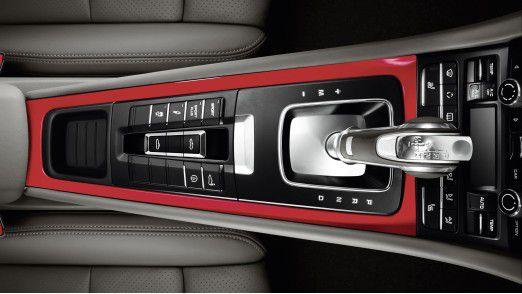 Zum Portfolio des Automobilzulieferers gehören komplette Fahrzeuginnenräume.