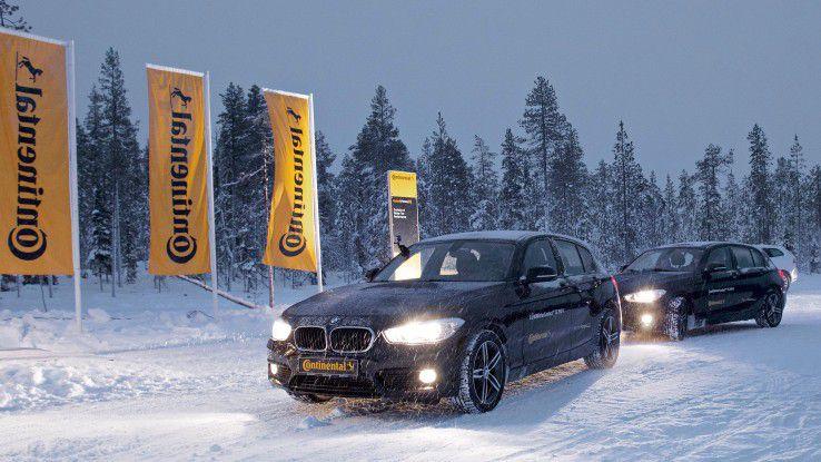 Continental hat sich vom Reifenhersteller zum internationalen Player für Autozubehör und -technik entwickelt. Entsprechend gewaltig sind die Datenmengen, die tagtäglich zur Entscheidungsfindung herangezogen werden.