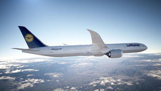 Des einen Leid, des andren Freud: Nach der Air-Berlin-Pleite fährt die Lufthansa einen Rekordgewinn ein.