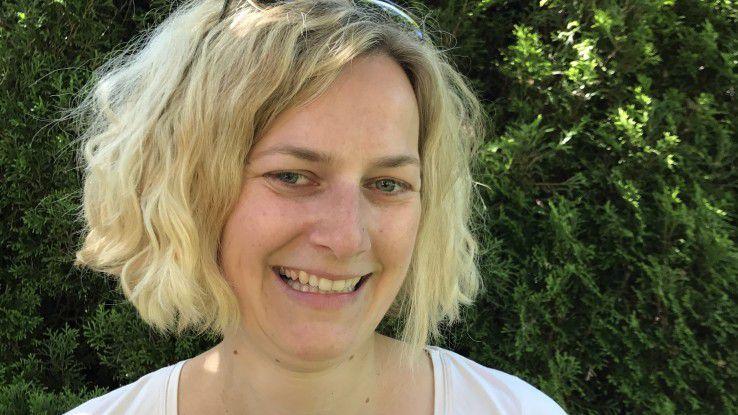 """Myriam Bleckween vergleicht Scrum Master mit Animateuren: """"Ich muss das Team bei Laune halten."""""""