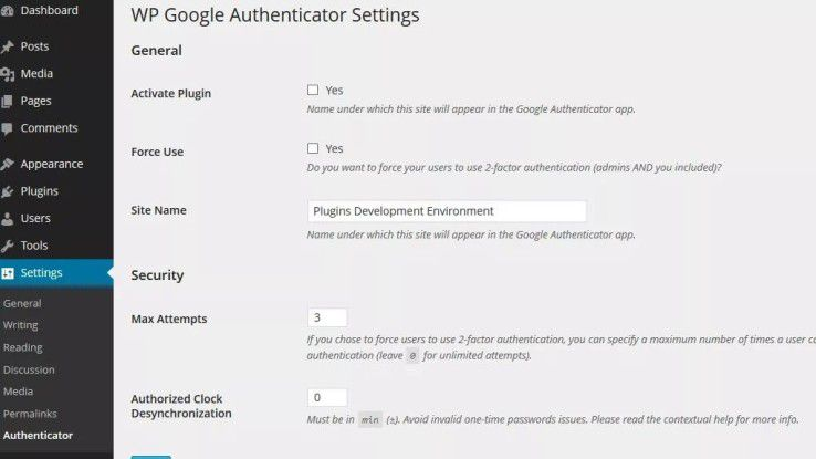 Mit dem Google-Authenticator lassen sich WordPress-Installationen mit Multi-Faktor-Authentifizierung absichern.