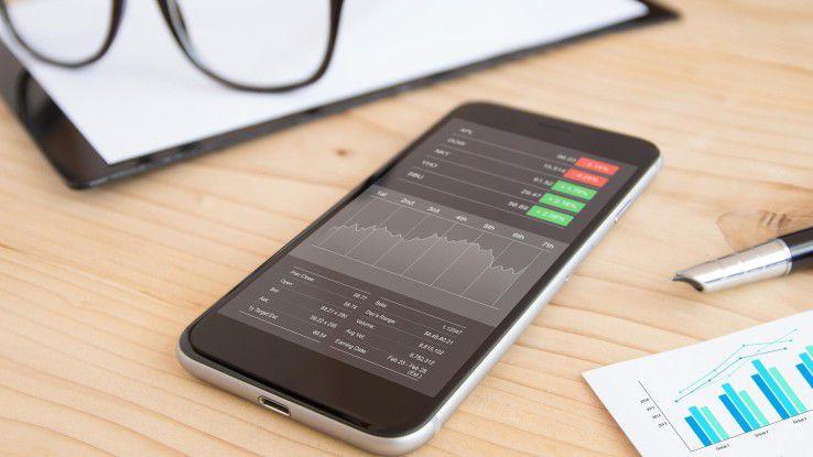iPhone im Business: Das einstige Manager-Spielzeug wurde über die Jahre geschäftstüchtig.
