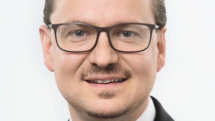 """Jörg Thamm, Horváth & Partners: """"Vor allem Infrastrukturleistungen werden nach außen gegeben."""""""
