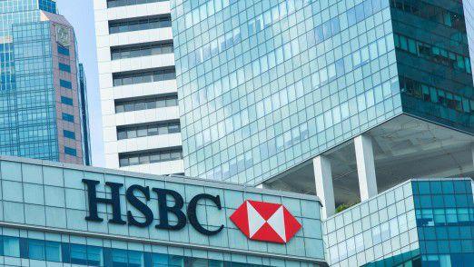 Die Großbank HSBC schaufelt mehrere Terabyte Daten in die Google-Cloud.