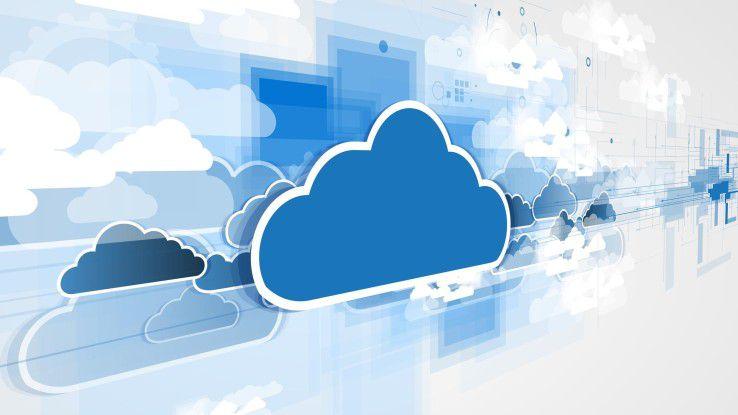 Die Cloud gibt es je nach Anwendungsfall in verschiedenen Ausprägungen.
