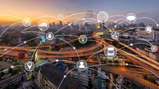 Digitale Dienstleistungen in den Städten verprechen ein gewaltiges Umsatzpotenzial.