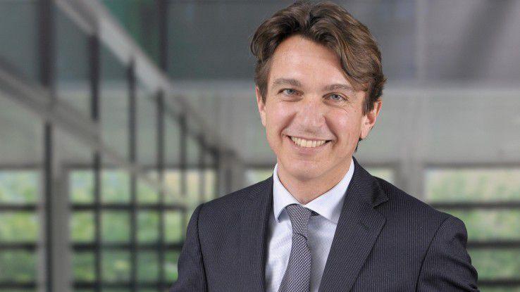 """Sven Oleownik, Deutschland-Chef von Gimv: """"Die Digitalisierung greift in viele Prozesse ein und verändert unternehmerische, menschliche und gesellschaftliche Parameter."""""""