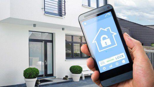 Sicherheitsrisiko Smart Home - Avast fan in einer Untersuchung hunderttausende von magelhaft gesicherten IoT Devices.