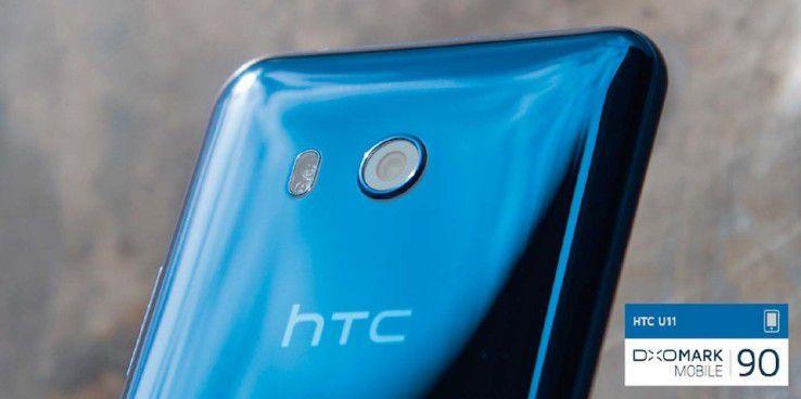 Das französische Testlabor DxO Labs hat der Kamera des HTC U11 mit Version 3 des Ultra-Pixel-Sensors einen hervorragenden Messwert von 90 bescheinigt. Damit steht es derzeit auf Platz 1, gefolgt vom Google Pixel.