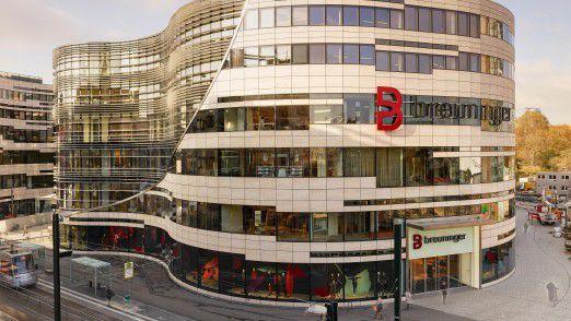 5.500 Mitarbeiter zählt die bundesweit agierende Kaufhauskette Breuninger.