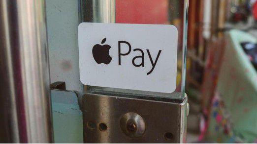 Apple Pay hält auch in Deutschland Einzug.