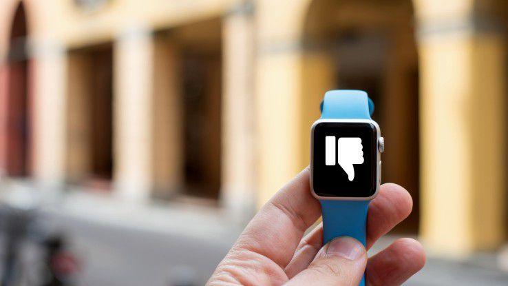 Die Smartwatch ist gescheitert. Wir sagen Ihnen, warum.