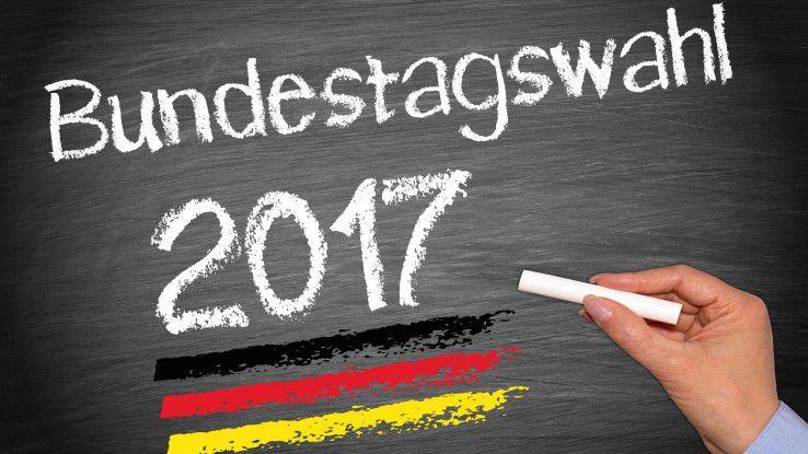 Wird die Bundestagswahl 2017 durch Cyber-Attacken beeinflusst werden?