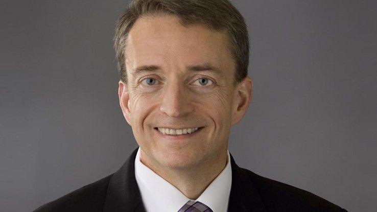 "VMware-Chef Pat Gelsinger setzt große Hoffnungen in das Cloud-Angebot ""VMware on AWS""."