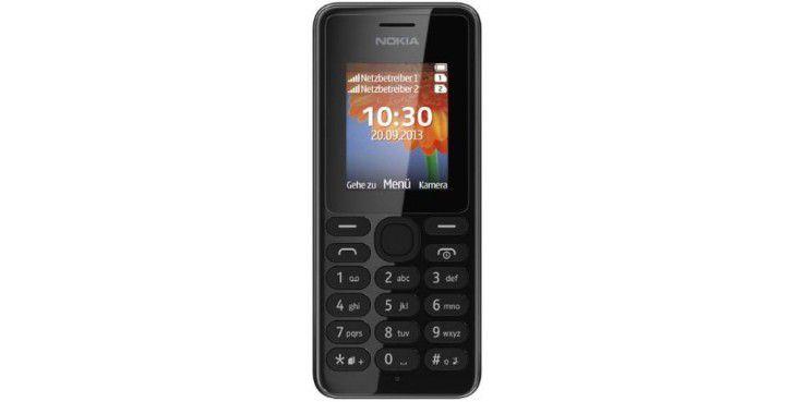 Dieses Nokia-Handy eignet sich bestens für den Strandeinsatz. Und bietet UWK-Radio, Kamera und MP3-Player.
