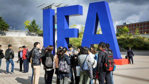 Die IFA 2015 fand vom 4. bis 9. September in Berlin statt.