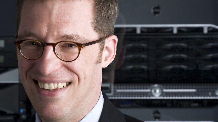 """Peter Dümig, Dell: """"Einer der großen IT-Trends im Bereich Server und Virtualisierung wird in den nächsten Monaten ganz klar das Thema Software-defined in all seinen Facetten sein."""""""