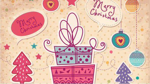 Lieber keine Experimente: An Geschäftspartner sollte man besser seriösere Weihnachtskarten senden.