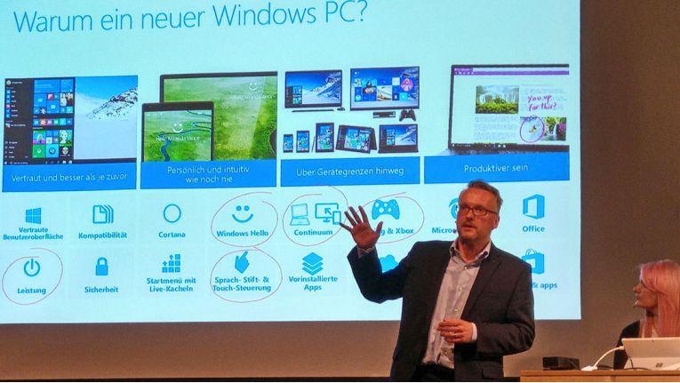 Mit dem Einzug von Windows 10 verändert Microsoft nun auch die Hardware-Strategie. So soll in Zukunft mehr Premium-Hardware aus dem eigenen Hause stammen.